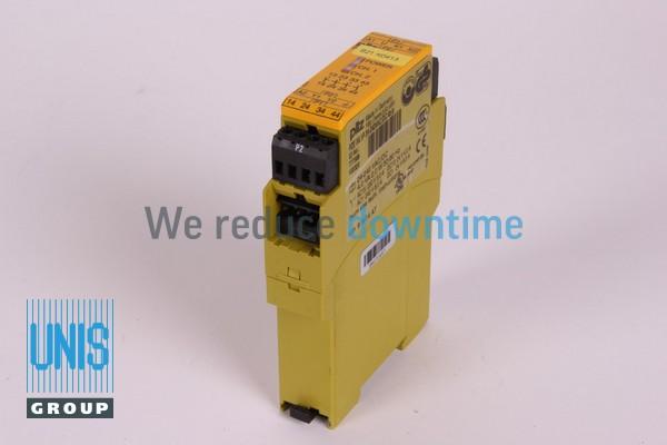 PILZ - PZE X4.1P 24-240VAC/DC 4N/O